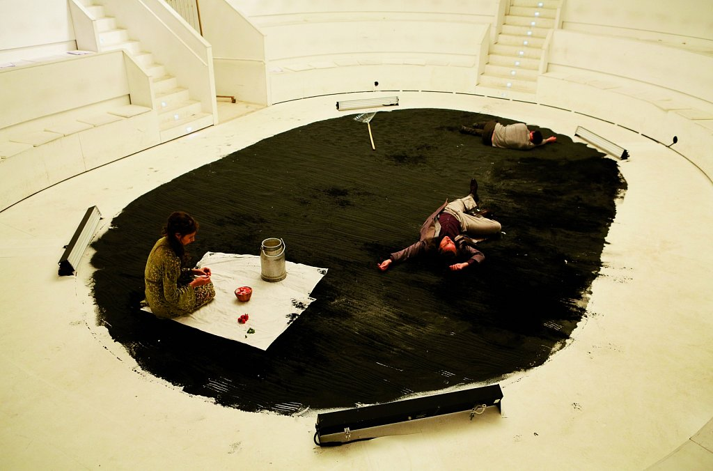 Nostalghia (2013) </p> Bühne